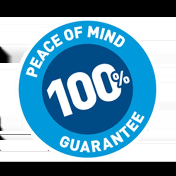 Peace of mind badge